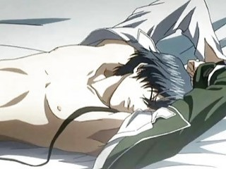 Anime gay having hardcore sex and ass fucked