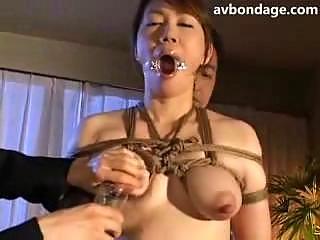japanese slave bondage  and  slave domination femdom