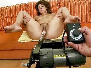 Lusty granny doing blowjob and riding cock