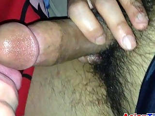 Filipina Giving A Blowjob POV