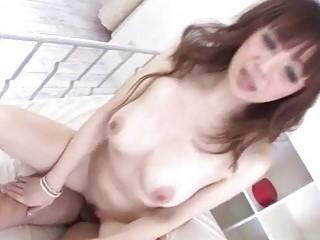 Serious Asian threesome for lustful Mai Serizawa