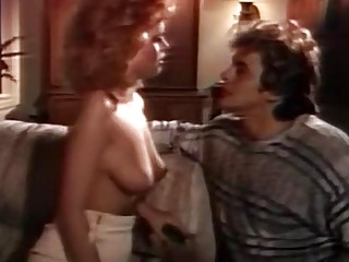 Charli Erica Boyer Keisha in vintage fuck video