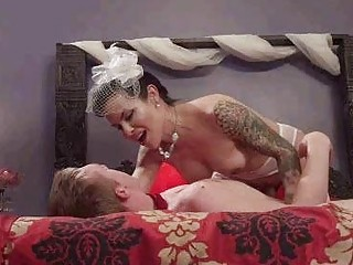 His Sexy Bride is a Tranny Domme