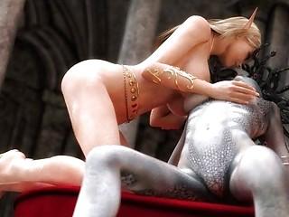 3D Busty Creatures Built For Sex