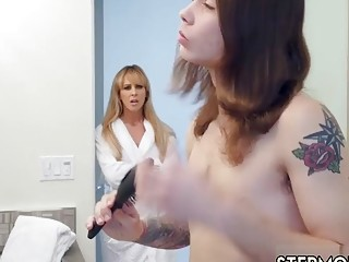 Hot milf vintage Satisfying my Step Mom