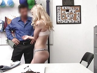ShopLyfter  Gorgeous Shoplifter Gets Caught And P