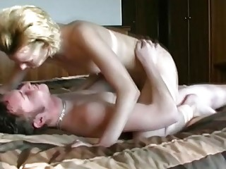 Dutch Couple Passionate Lovemaking Sex