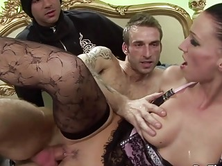 Do The Wife  Married MILFs Making Their Cuckolds Watch Compilation Part 5