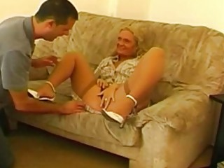 Banging The Dutch Blonde MILF