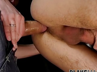 Amazing anal with amateur British twinks
